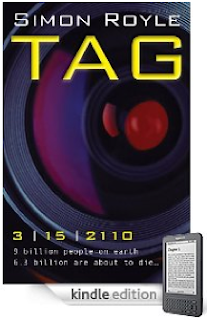 It's 2110, and the most brilliant minds agree the government has a right to know who you are, where you are and what you are doing. 1984? Anthem? Blade Runner? No, it's our eBook of the Day: Simon Royle's TAG, and here's a free sample