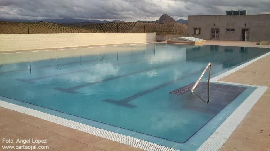 Noticias de cartaojal y antequera for Proyecto de piscina
