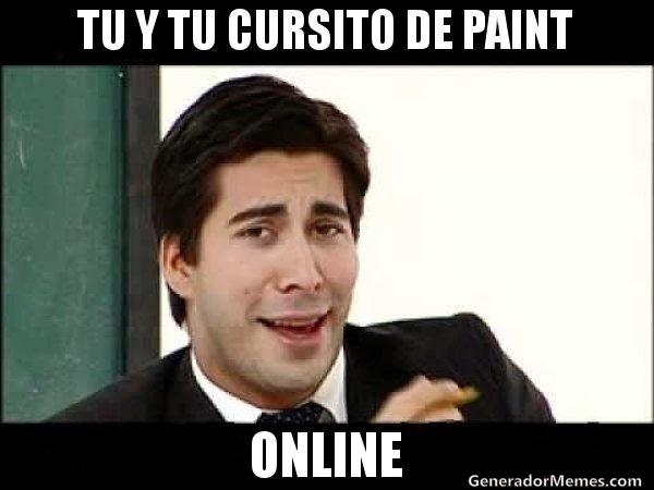 como usar el paint
