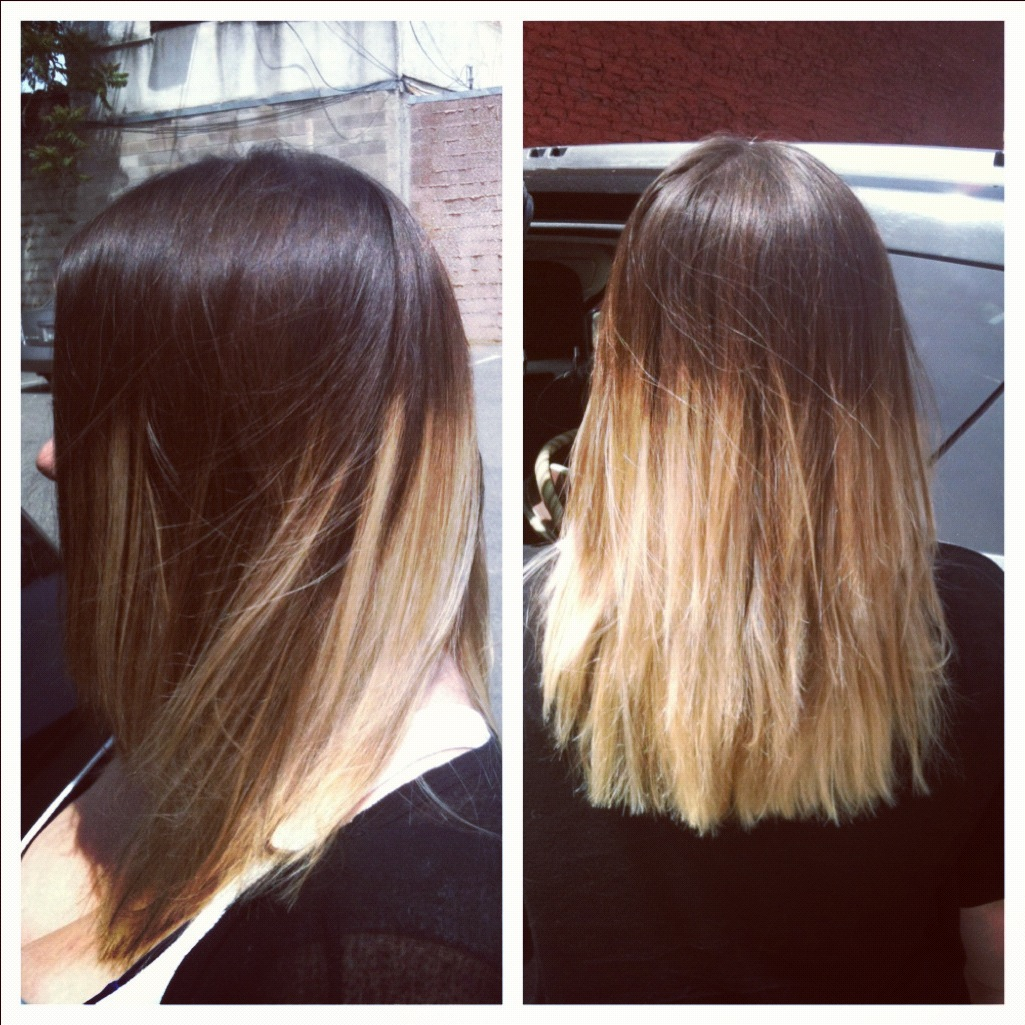 Different Color Ombre Hair 46190 Movieweb