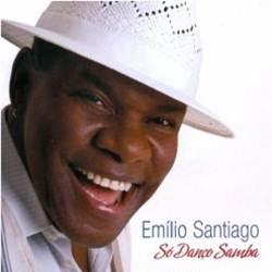 CD Emílio Santiago Só Danço Samba