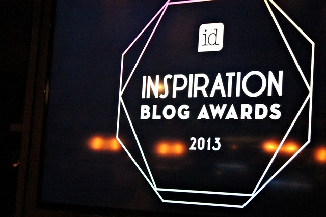 Vilma Kenttä: Inspiration Blog Awards 2013