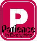 Patience in Everything