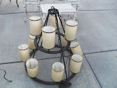 HUGE RUSTIC CHANDELIER $150.STILL AVAIL..