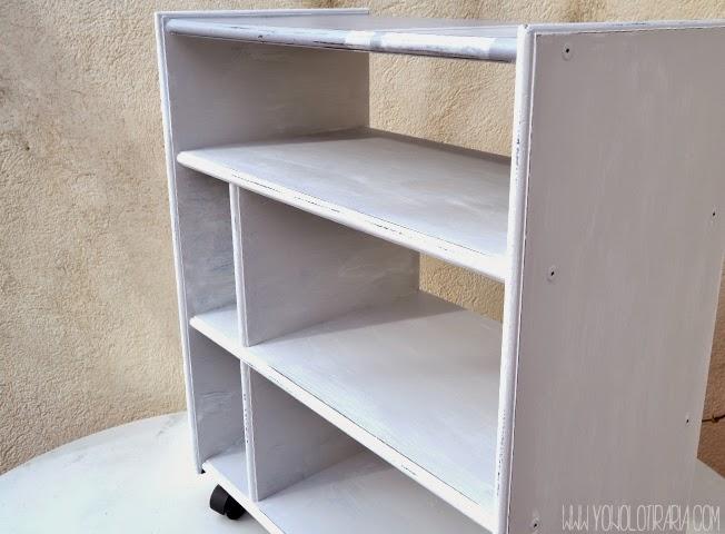 Desvirtualizando un mueble de tv yonolotiraria - Mueble para toallas ...