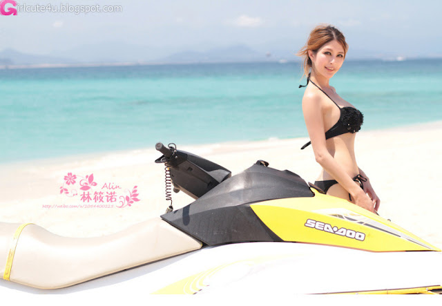 3 Summer vacation beach sexy wind-very cute asian girl-girlcute4u.blogspot.com