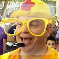 Animación en Patraix, Valencia con Bobo el Payaso Magico