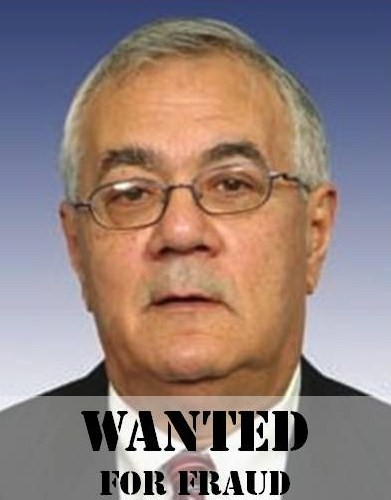 barney frank tax cheat  