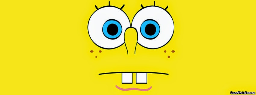 gambar kronologi facebook keren  spongebob