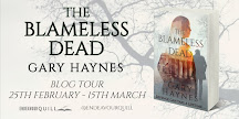 The Blameless Dead Blog Tour