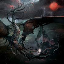 SULPHUR AEON - The Scythe of Cosmic Chaos