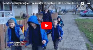 Alfa Omega TV: Reeducarea părinților - o soluție la problemele sistemului de educație românesc?