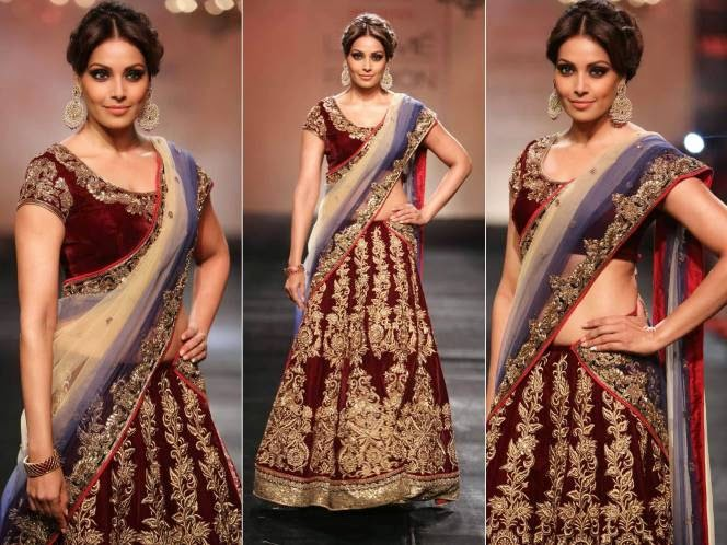 Bipasha Basu in Lakme Fashion Week 2014