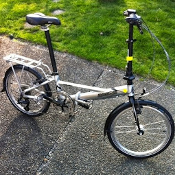 Rent My Folding Bike!
