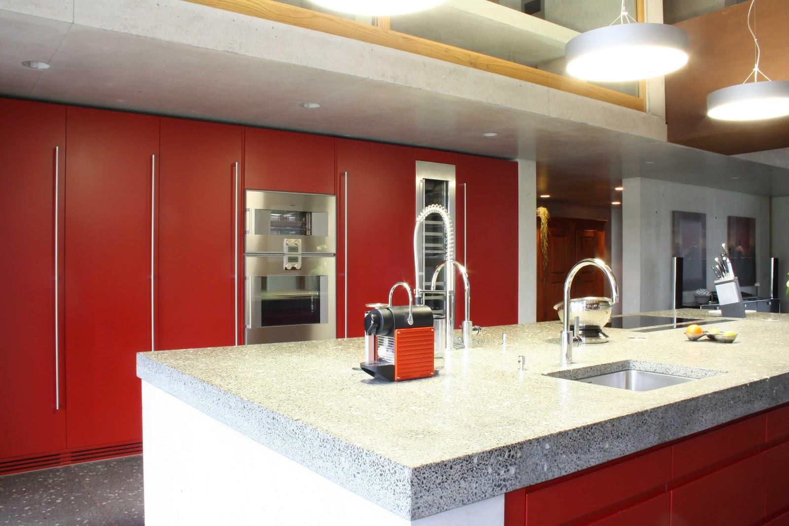 k chenblog k che rot wie ein ferrari. Black Bedroom Furniture Sets. Home Design Ideas