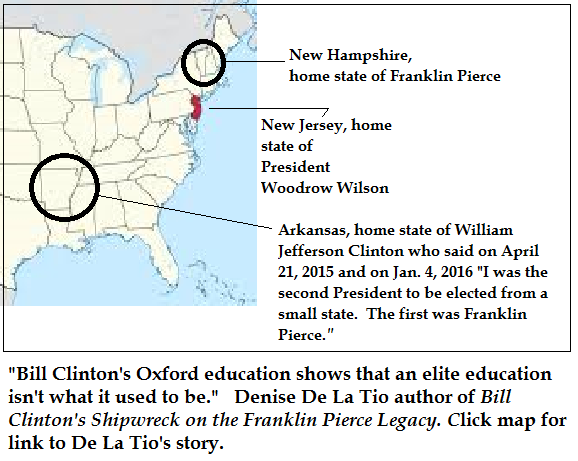 Franklin Pierce's Legacy