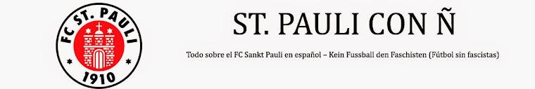 ST. PAULI CON Ñ