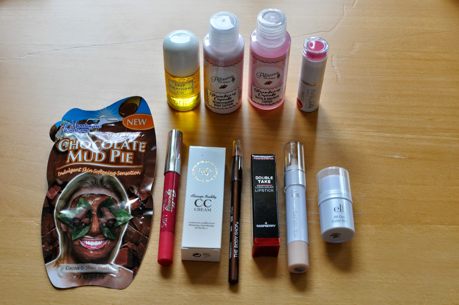 Beauty box swap