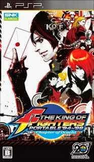 The King of Fighters 94 - 98 iso