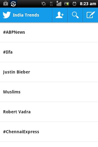 #abp news trends on twitter