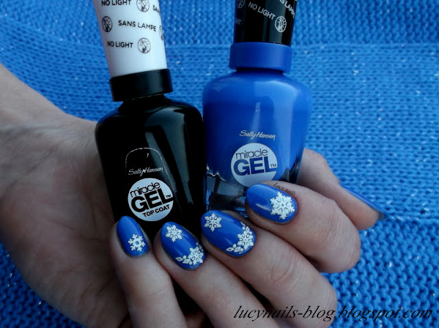 Sally Hansen Miracle Gel nr 360 Tidal Wave
