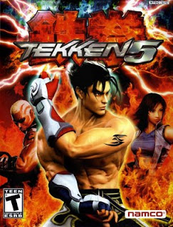 Free Download Tekken 5 PC Full Version Terbaru