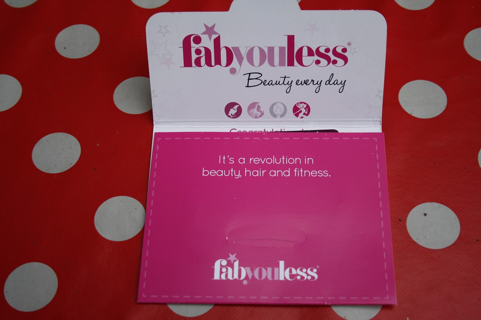 Fabyouless card