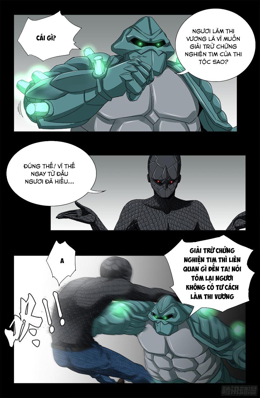 Huyết Ma Nhân Chap 350 - Trang 2