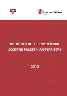 El impacto de la detención de niños en los territorios palestinos ocupados.