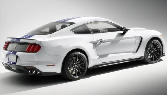 2015 Ford Mustang Shelby GT500 0-60 | FORD CAR REVIEW