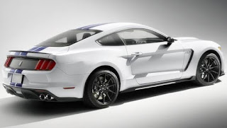 2015 Ford Mustang Shelby GT500 0-60