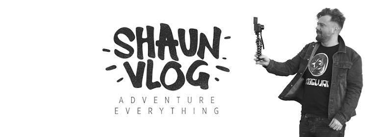 shaunvlog - Shaun Alexander YouTube vlogger