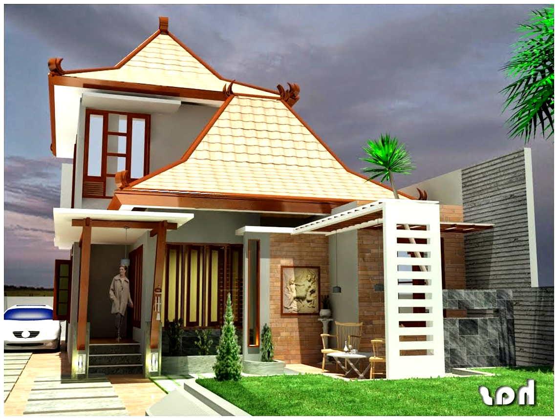 Ide Gamabar Disamping Adalah Salah Satu Model Bentuk Rumah Dengan Model Desain Rumah Joglo Minimalis Rumah Ini Memang Konsep Asli Rumah Dengan Soko Guru