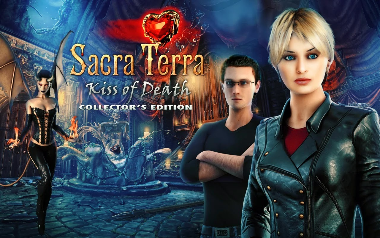 Sacra Terra: Kiss of Death v1.0