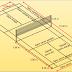 Ukuran Standar Lapangan Bulutangkis/ Badminton