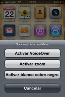 descarga iPhone boton inicio home