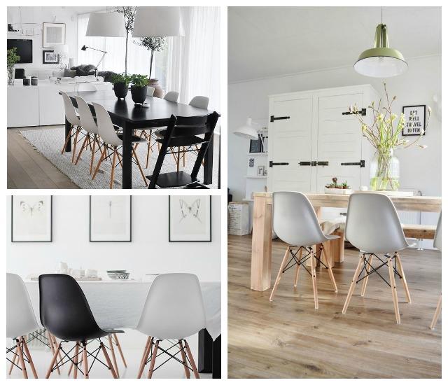 Decoraci n f cil como definir el estilo de un comedor con for Estilos de sillas para comedor