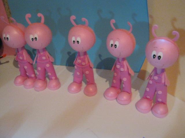 Hormigas de foami - Imagui