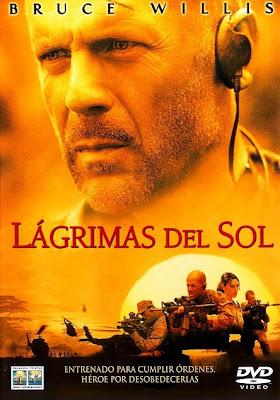 Lágrimas Del Sol [2003] [NTSC/DVDR] Ingles, Español Latino
