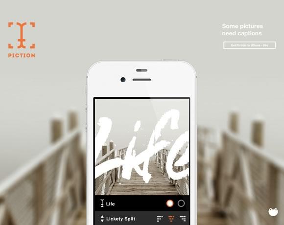 piction big image websites