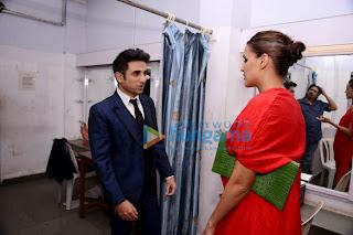 Neha Dhupia at Vir Das' Show Gallery