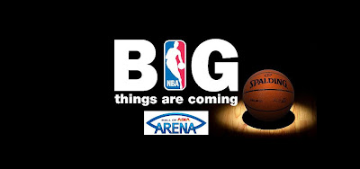 NBA Games happening at SM MOA Arena this October 2013