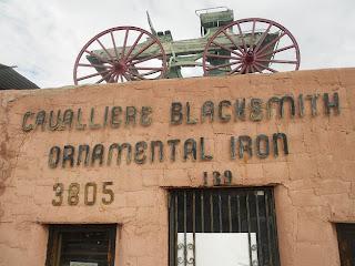 scottsdale blacksmith shop