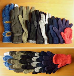 Segunda tanda de guantes