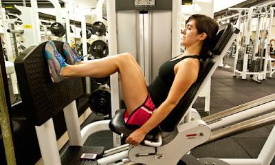Weight Machine Routines for Women
