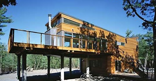 Factory Built Modular House New York Modern Prefab Homes Prefabium