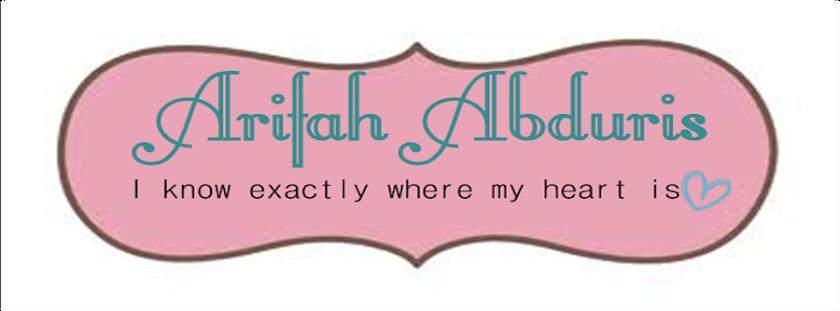 Arifah Abduris