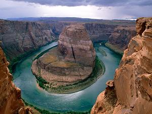 The Enticement of Sinners - Grand Canyon River