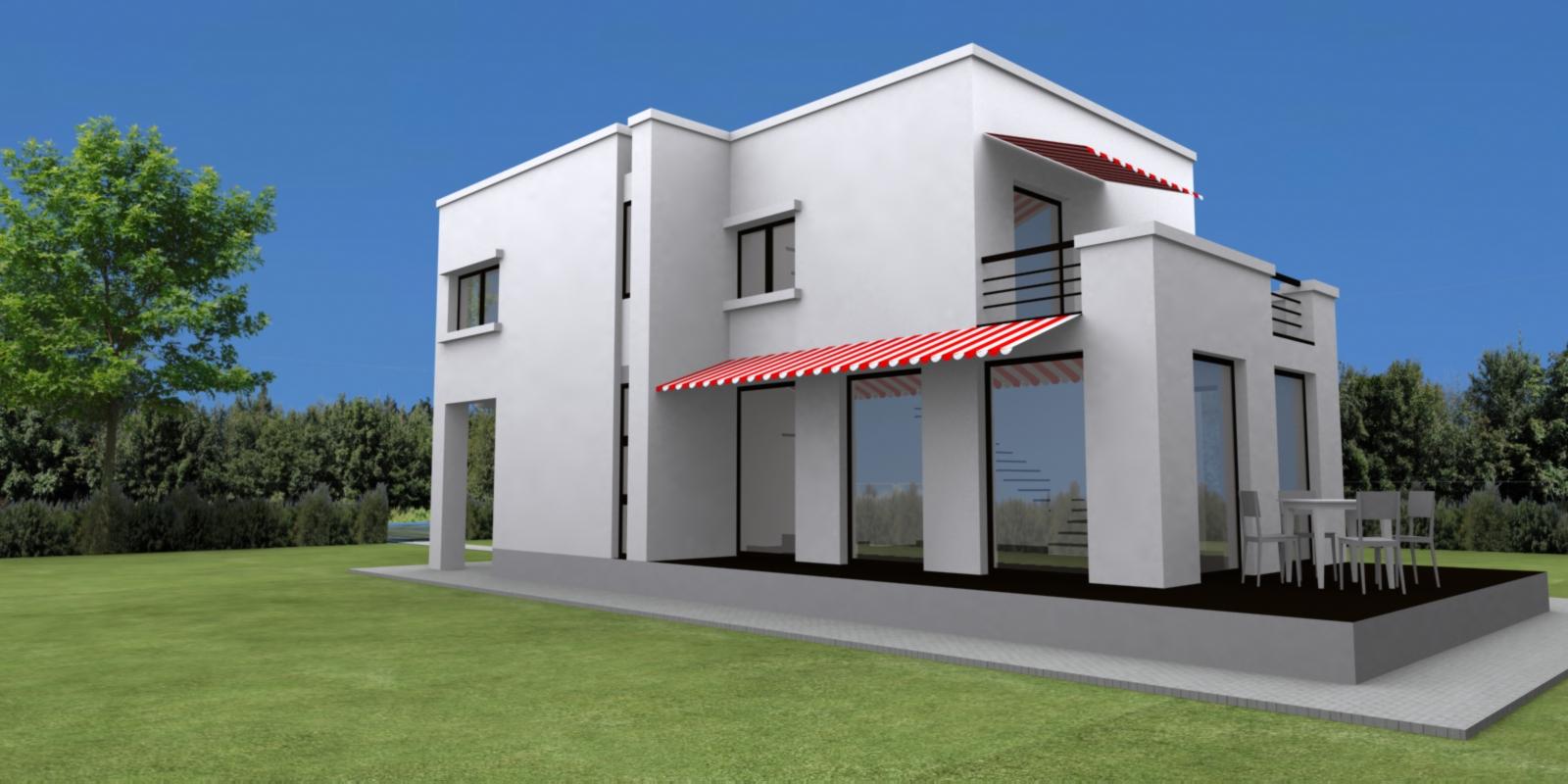 Case planuri proiecte proiect vila tip a for Planuri de case
