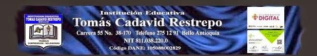I. E. Tomás Cadavid Restrepo - Informática